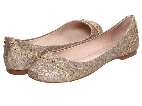 Balerini Steve Madden - Kstudd - Gold Glitter