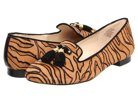Balerini Anne Klein - Cemina - Tan Leopard Pony