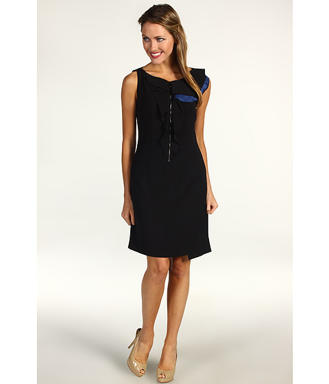 Rochii Elie Tahari - Colby Dress - Black