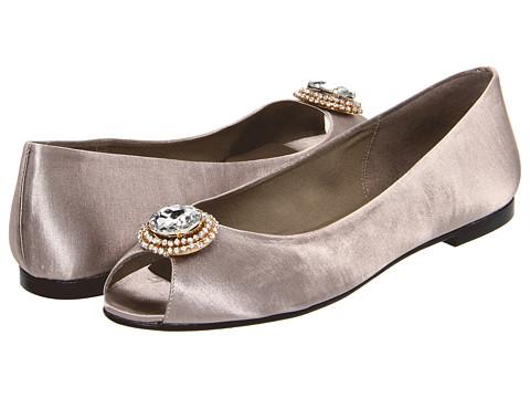 Balerini French Sole - Glaring Satin Shoe - Canna