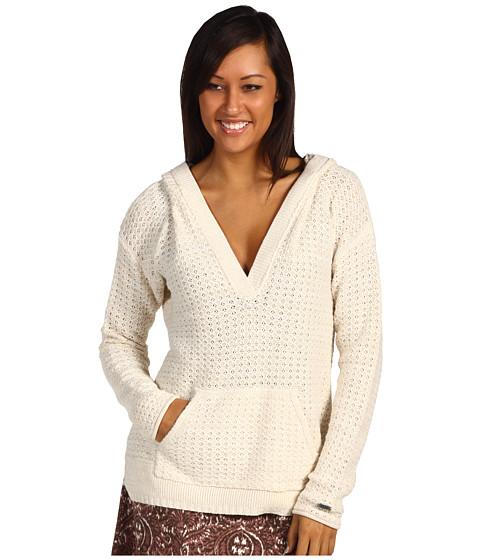 Pulovere Roxy - Sierra Ridge Sweater - Natural