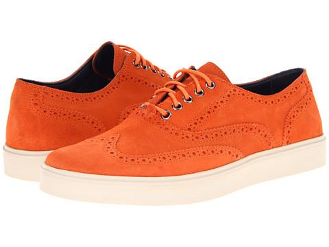 Adidasi Cole Haan - Bergen Wingtip - Corporate Orange Suede