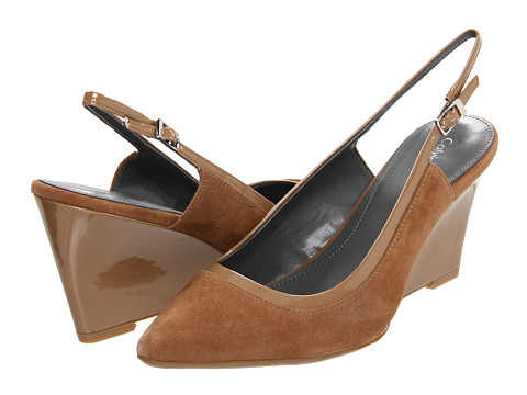 Pantofi Calvin Klein - Nancie - Taupe