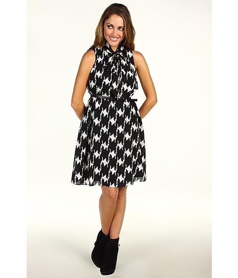 Rochii Vince Camuto - Sleeveless Dress VC2P1637 - White/Black