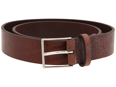 Curele Michael Kors - 35mm With Thin Square Buckle - Chocolate Brushed Nickel