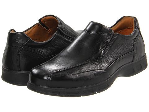 Pantofi Johnston & Murphy - Kendry Slip-On - Black Full Grain