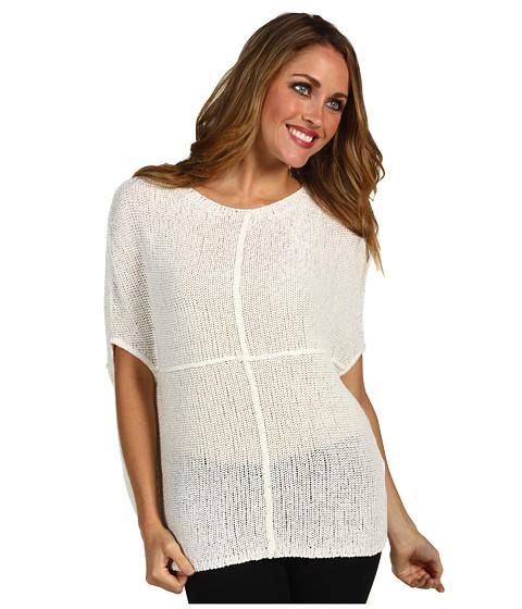 Bluze Anne Klein - Boatneck Oversized Sleeve Pullover - Sugar