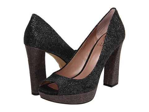 Pantofi Vince Camuto - Polona - Black/Urban Grey