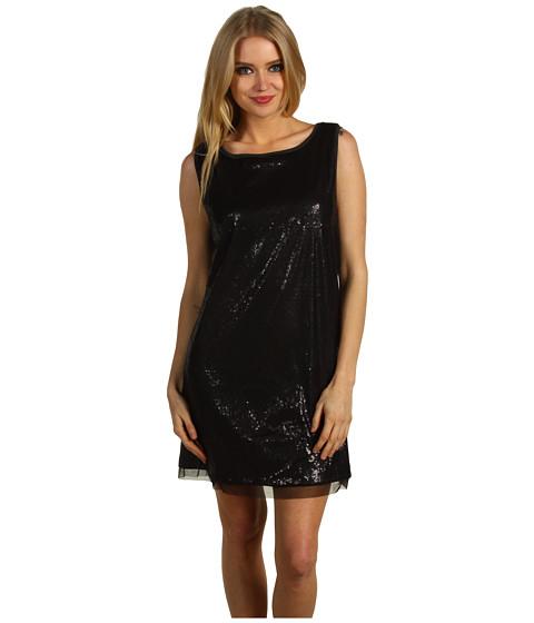 Rochii Michael Stars - Sequin Tank Mini Dress - Charcoal