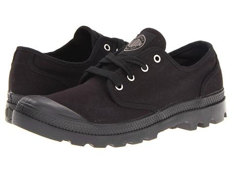 Adidasi Palladium - Pampa Oxford - Black/Black