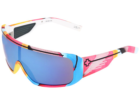 Ochelari Spy Optic - Tron - 93 Helmet/Grey with Blue Spectra Mirror