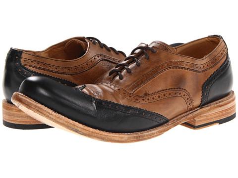 Pantofi Bedstu - Corsico - Black/Tan
