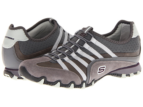 Adidasi SKECHERS - Straight Away - Charcoal/Light Grey