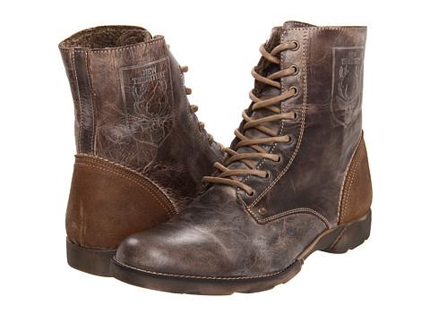 Ghete Steve Madden - Gramarcy - Brown Leather