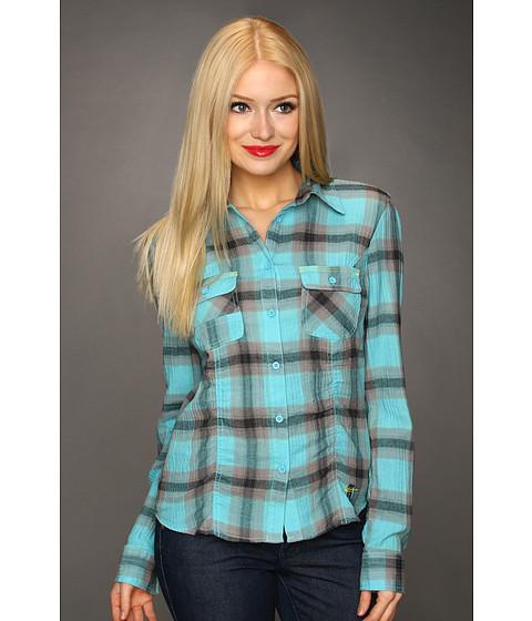Camasi Fox - Tardy Slip Shirt - Frost