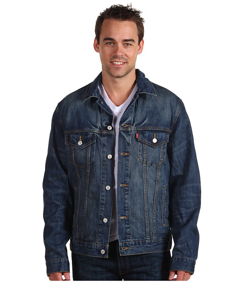 Jachete Levis - Standard Trucker Jacket - Dark Summit