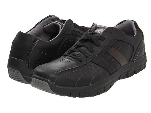 Adidasi SKECHERS - Masen - Kruger - Black