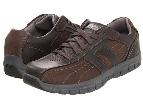 Adidasi SKECHERS - Masen - Kruger - Charcoal