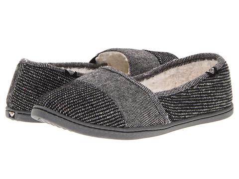 Balerini Roxy - Pier Fur - Black/Grey