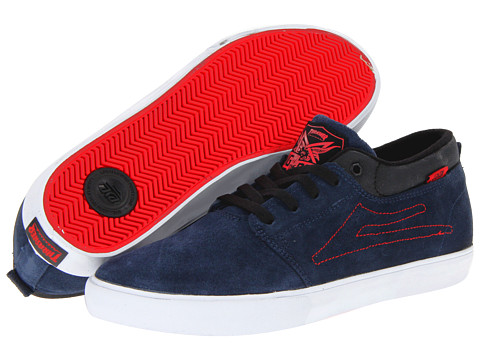 Adidasi Lakai - Marc - Navy Suede (King Of The Road)
