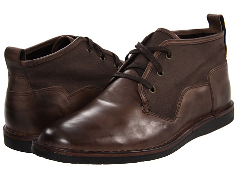 Ghete John Varvatos - Barrett Chukka - Dark Brown