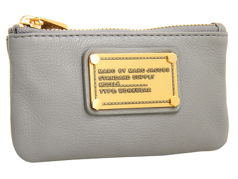 Diverse Marc by Marc Jacobs - Classic Q Key Pouch - Storm Cloud