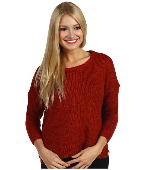 Bluze Gabriella Rocha - Shonda Sweater - Crimson Twist