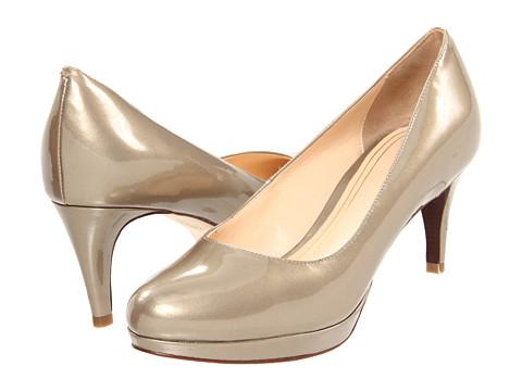 Pantofi Cole Haan - Chelsea Low Pump - Pewter Patent