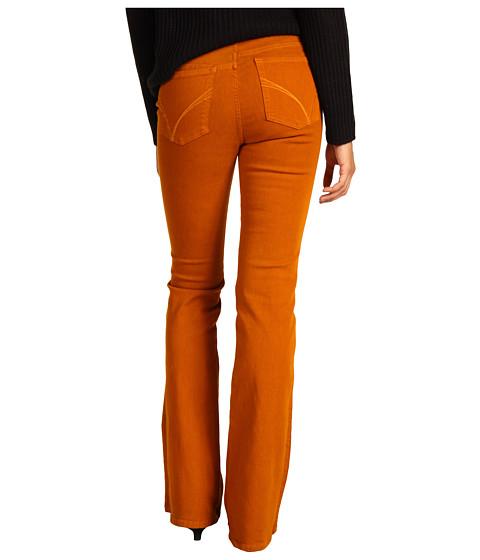 Pantaloni Volcom - What The Twill Flare Pant - Golden Mustard