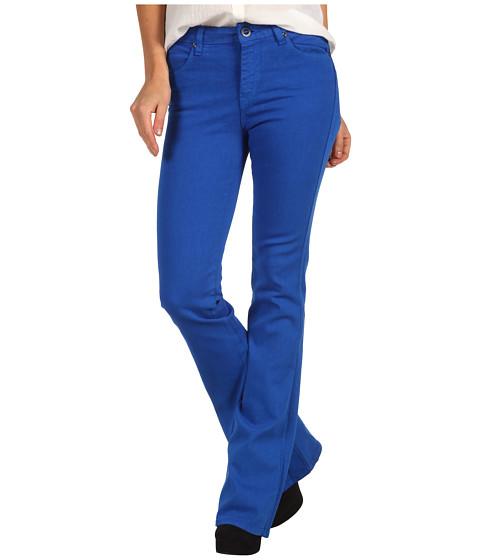 Pantaloni Volcom - What The Twill Flare Pant - Bold Blue