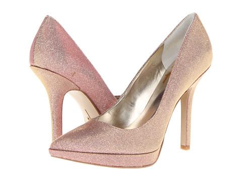 Pantofi Nine West - Love Fury - Pink Fabric