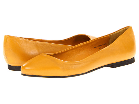 Balerini MIA - Vena - Marigold Leather