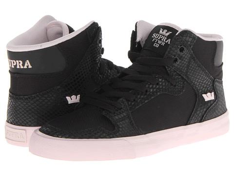 Adidasi Supra - Vaider - Black/Pink/White