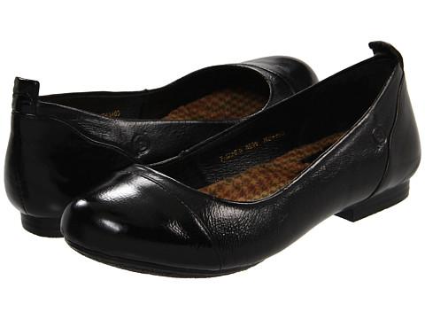 Balerini Born - Annibell - Black Leather