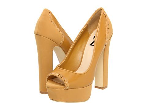 Pantofi Type Z - Mannin - Honey