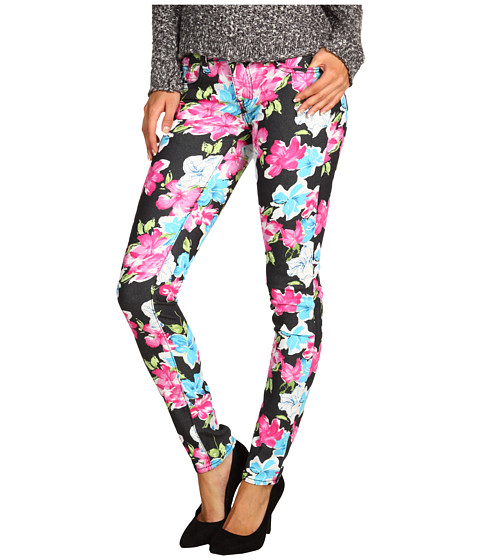 Pantaloni Gabriella Rocha - Deidra Floral Jeans - Denim Floral