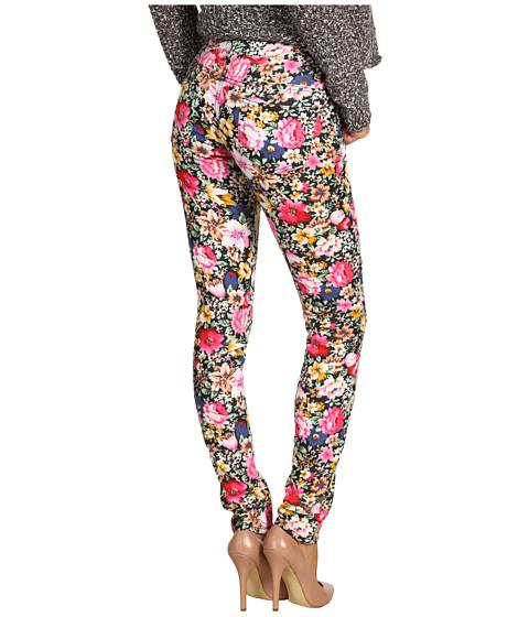 Pantaloni Gabriella Rocha - Anesa Floral Jeans - Pink Floral