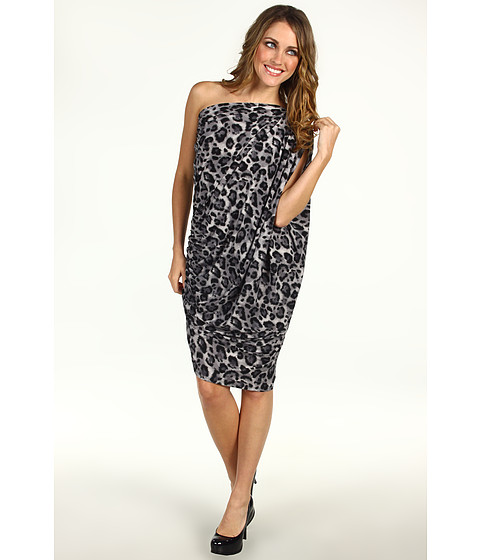 Rochii Type Z - Quincy Dress - Black/White