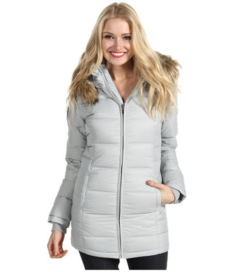 Jachete Roxy - Point Loma Jacket (Juniors) - Fog