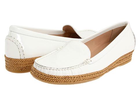 Pantofi Stuart Weitzman - Geek - White Patent