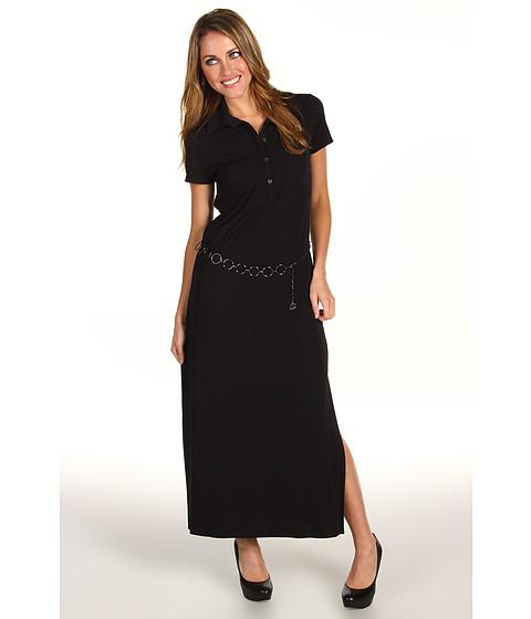 Rochii Anne Klein - S/S Maxi Dress - Black