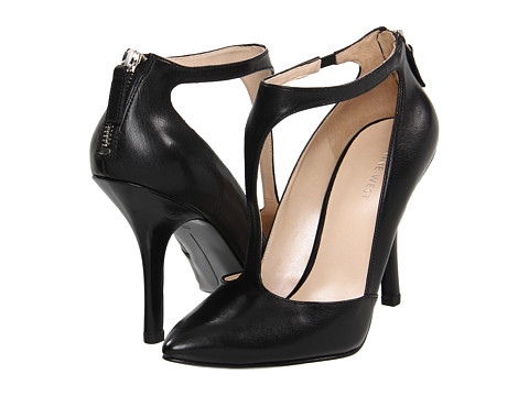 Pantofi Nine West - Blonsky - Black Leather