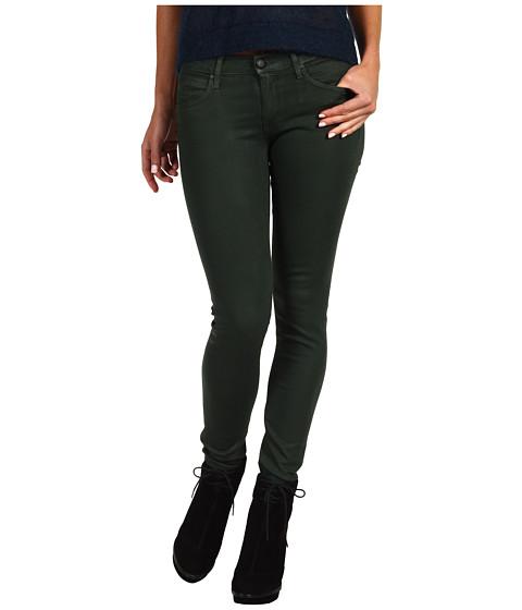 Blugi Juicy Couture - Coated Skinny Jean in Juniper Green - Juniper Green