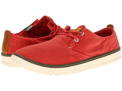 Pantofi Timberland - EarthkeepersÃ'® Hookset Oxford - Washed Red Canvas