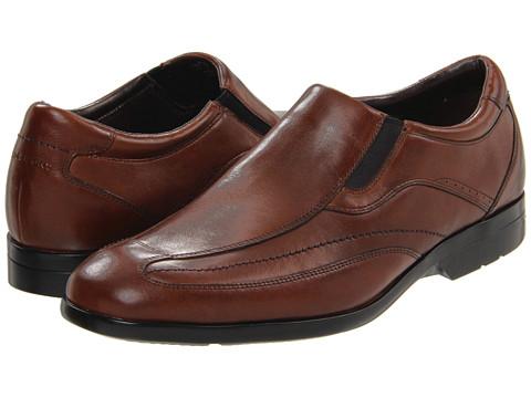 Pantofi Rockport - Business Lite Slip On - Medium Brown
