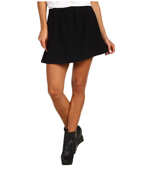 Fuste Theory - Lilory W. Valleius Skirt - Black