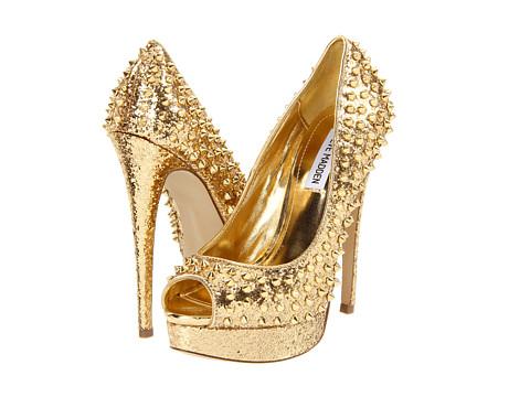 Pantofi Steve Madden - Awwsome - Gold