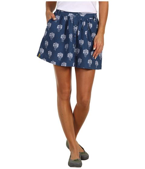 Fuste Lole - Mirabelle Skirt - Ikat Ocean