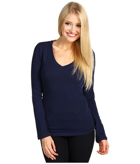 Bluze Gabriella Rocha - Jenelle V-Neck Top - Navy