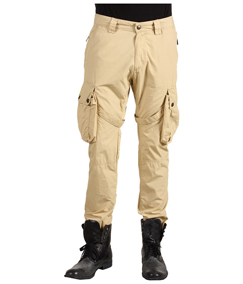 Blugi Just Cavalli - Cotton Twill Cargo Pant - Khaki